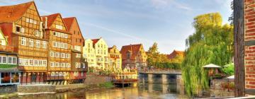 Hotels in Lüneburg