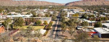 Hotéis em Alice Springs