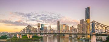 Hotell i Brisbane