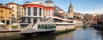 Bilbao şehrindeki oteller