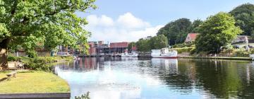 Hoteller i Silkeborg