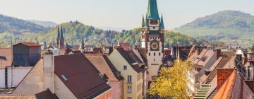 Hotels in Freiburg im Breisgau