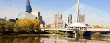 Hotéis em Winnipeg