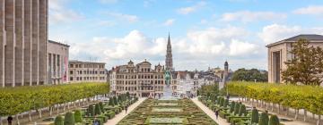 Hoteli v Bruslju
