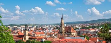 Hoteluri în Cluj-Napoca