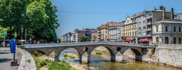 Отели в Сараеве