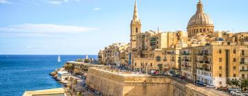 Hotely v destinaci Valletta