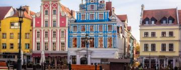 Hoteller i Szczecin