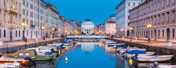 Hotels in Trieste