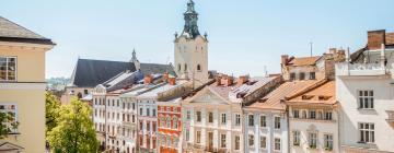 Hotels in Lviv