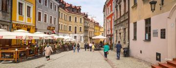 Hotels in Lublin