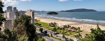Hotéis em São Vicente