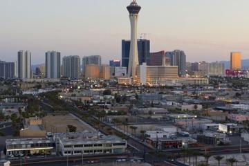נורת' לאס וגאס: השכרת רכב ב-4 מקומות איסוף