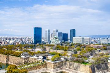 Osaka: Car hire in 97 pick-up locations