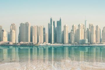 Dubai: Car hire in 91 pick-up locations