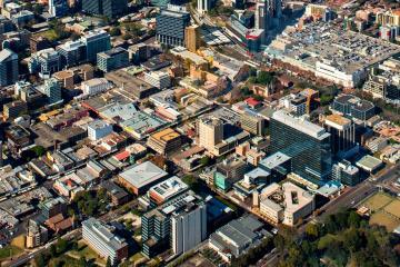 Parramatta: 3 места получения