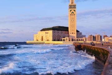 Casablanca: Location de voitures dans 4 lieux de prise en charge