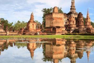Sukhothai: Car hire in 0 pick-up locations