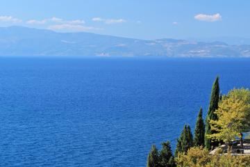 Ohrid: Car rentals in 2 pickup locations