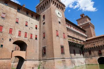 Ferrara: Car hire in 1 pickup location