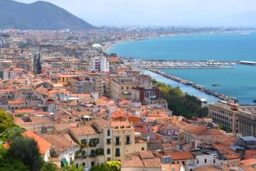 Salerno: Car hire in 3 pick-up locations