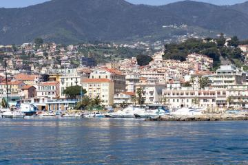 Sanremo: Car hire in 2 pick-up locations