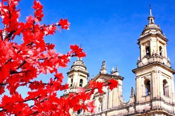 Bogotá: Alquiler de coches en 3 lugares de recogida