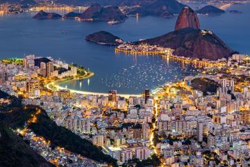 Rio de Janeiro: Car hire in 16 pick-up locations