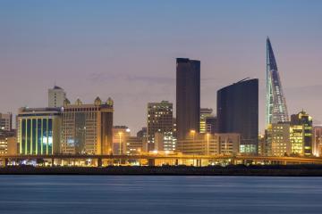 Manama: Aluguel de carro com 7 locais de retirada
