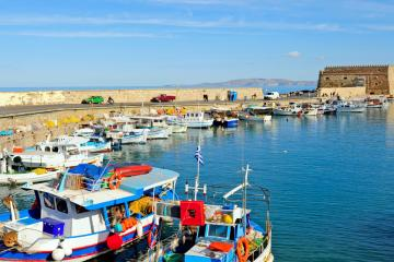 Heraklio Town: Car hire in 0 pick-up locations