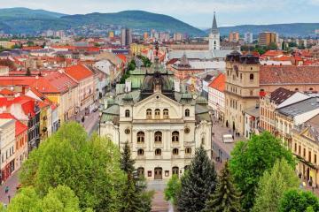 Košice: Prenájom áut na 2 miestach