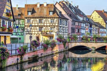 Colmar: Car hire in 3 pick-up locations