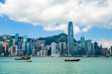 Hong Kong: Car rentals in 1 pickup location