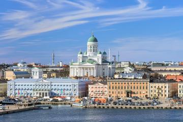 Helsinki: Autonvuokraus, 16 noutopaikkaa