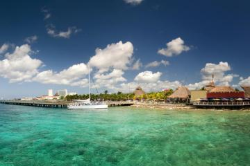Cozumel: Car rentals in 17 pickup locations
