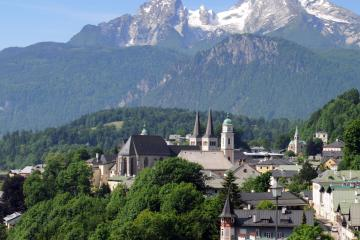 Berchtesgaden: Car rentals in 1 pickup location