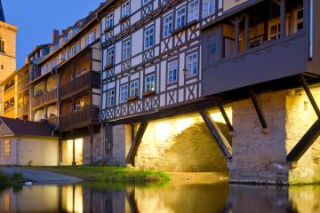 Erfurt: Car rentals in 5 pickup locations