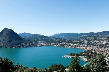 Lugano: Car hire in 4 pick-up locations
