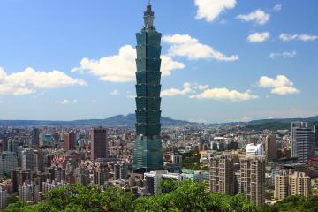 Đài Bắc: Cho thuê ở 25 địa điểm nhận xe