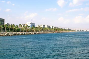 Limassol: Car rentals in 2 pickup locations