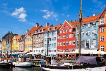København: Billeje fra 7 afhentningssteder