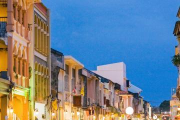 Phuket: 1 Abholort für Mietwagen