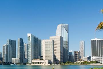 Miami: Car hire in 80 pick-up locations