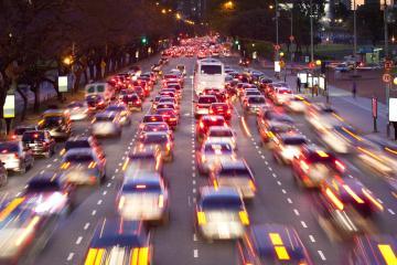 La Plata: Car rentals in 3 pickup locations