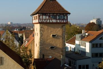 Reutlingen: Car hire in 1 pickup location