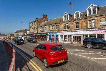 Cowdenbeath: Car rentals in 1 pickup location