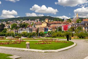 Neuchâtel: Car rentals in 1 pickup location