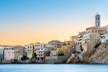 Ano Syros: Car rentals in 6 pickup locations
