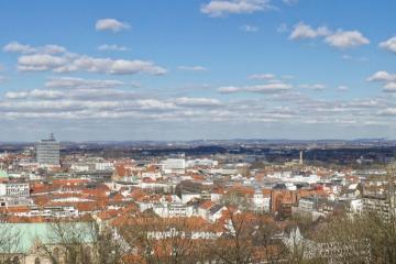 Bielefeld: 3 Abholorte für Mietwagen