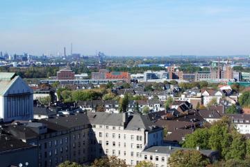 Duisburg: 3 Abholorte für Mietwagen